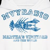 Design ~ Hoodie - mvyradio distressed