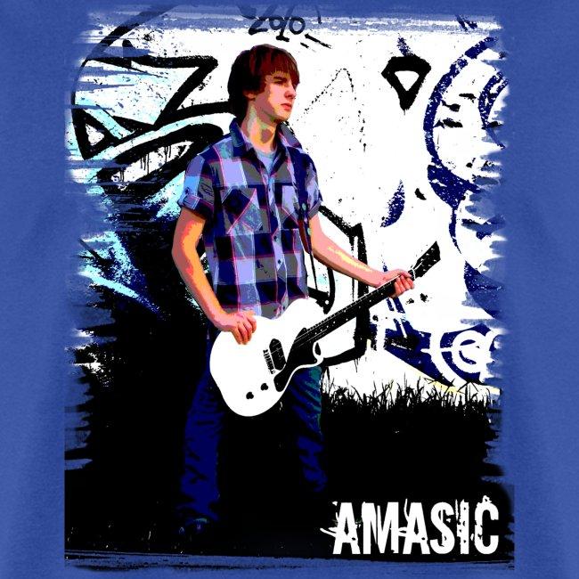 Amasic front & back