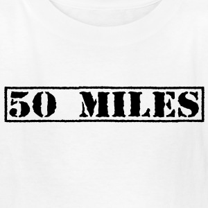 Top Secret 50 Miles Kids' Shirts - Kids' T-Shirt