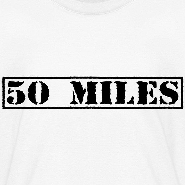 Top Secret 50 Miles Children's T-Shirt