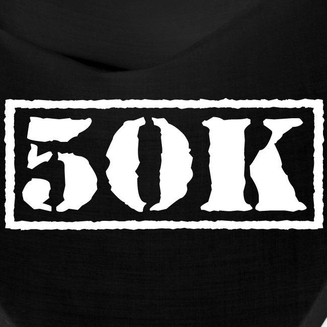 Top Secret 50K Bandana