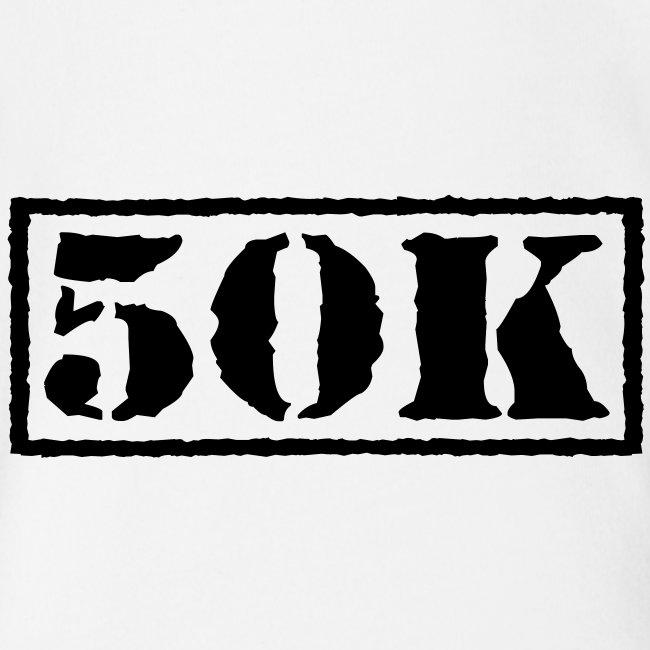 Top Secret 50K Baby One Piece
