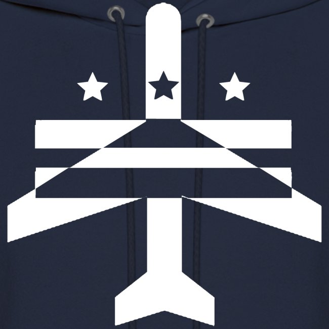 DC Made Hoody (White Logo)