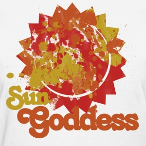 Sun Goddess - Women's T-Shirt