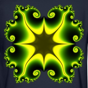 glowing green gizmo Long Sleeve Shirts - Men's Long Sleeve T-Shirt