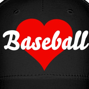 I Love Custom Heart Apparel Caps - Baseball Cap