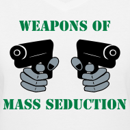 Design ~ Weapons of mass seduction