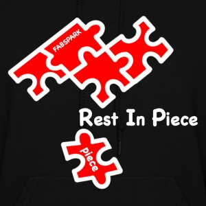 Rest In Piece - Women's Hoodie