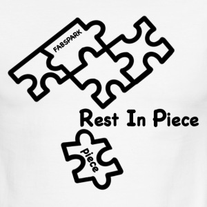 Rest In Piece - Men's Ringer T-Shirt