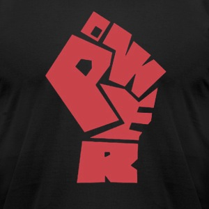 Power Tee - Men's T-Shirt by American Apparel