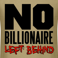 Design ~ No Billionaires Left Behind