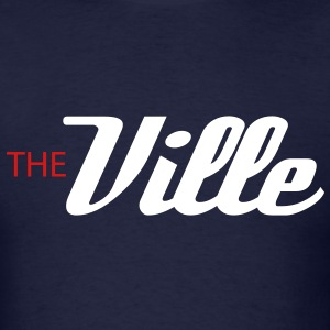 The 'Ville - Men's T-Shirt