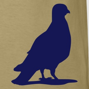Valentines Dove female_1c T-Shirts - Men's T-Shirt