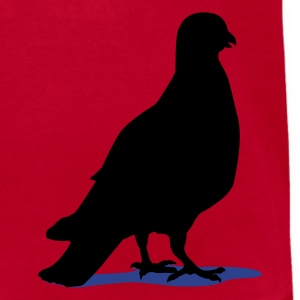 Valentines Dove female_2c T-Shirts - Men's T-Shirt by American Apparel