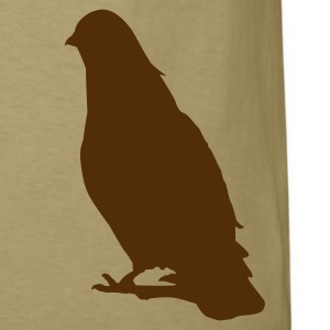 Valentines Dove male 1c T-Shirts - Men's T-Shirt