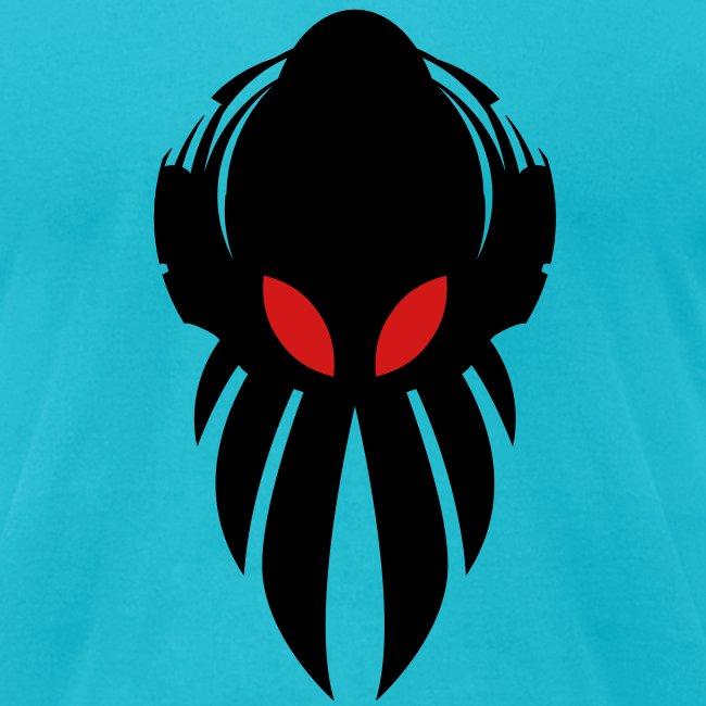 Betamorph alien logo shirt