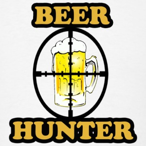beer hunter ver2 - Men's T-Shirt