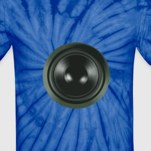 The Bass Suit - Unisex Tie Dye T-Shirt