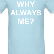 Design ~ Why Always Me? (Balotelli Man City)
