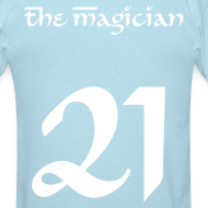 Design ~ David Silva - 21 - The Magician
