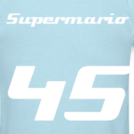Design ~ Mario Balotelli - 45 - Supermario