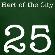 Design ~ Joe Hart - 25 - Hart of the City