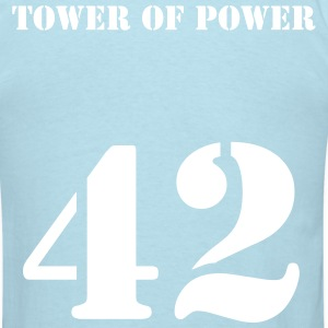 Yaya Toure - 42 - Tower of Power - Men's T-Shirt