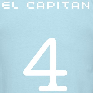 Vincent Kompany - 4 - El Capitan - Men's T-Shirt