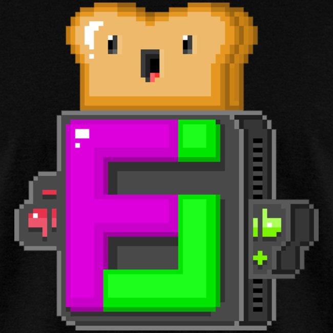 FJ Pixel Toast