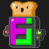 Design ~ FJ Pixel Toast