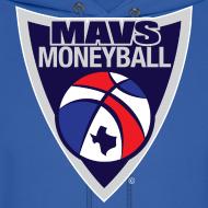 Design ~ MAVS MONEYBALL CREST Hoodie