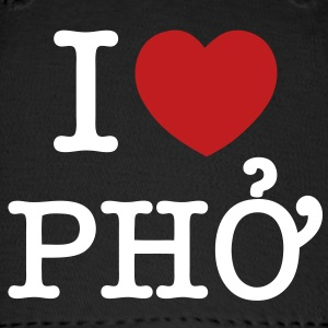 I Heart (Love) Pho - Baseball Cap