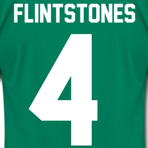 Flintstones T-Shirts - Men's T-Shirt by American Apparel