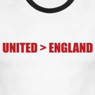 Design ~ United better than England