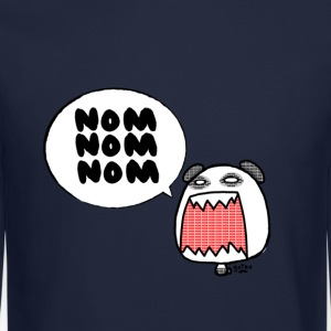 The Hungry Panda [NOM NOM NOM] - Crewneck Sweatshirt