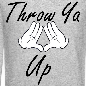 Throw Your Diamond Up - Crewneck Sweatshirt