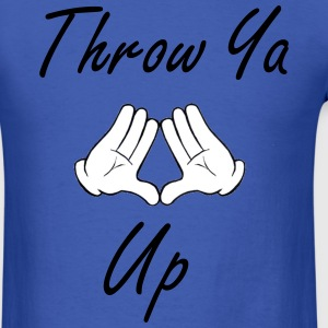 Throw Your Diamond Up - Men's T-Shirt