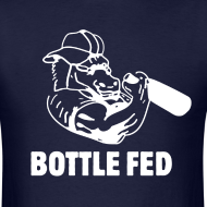 Design ~ Bottle Fed Mens Tee