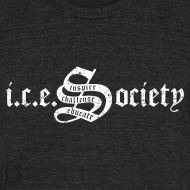 Design ~ Ice Society - Vintage Mens