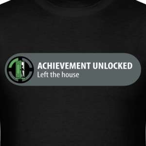 Achievement Unlocked Tee - Men's T-Shirt