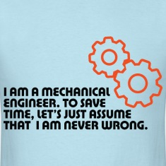 I Am A Mechanical Engineer 5 (dd)++ T-shirts (manches courtes)