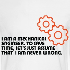 I Am A Mechanical Engineer 5 (dd)++ Long Sleeve Shirts