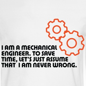 I Am A Mechanical Engineer 5 (dd)++ Long Sleeve Shirts - Men's Long Sleeve T-Shirt