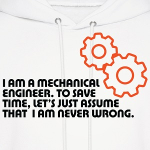 I Am A Mechanical Engineer 5 (dd)++ Hoodies - Men's Hoodie