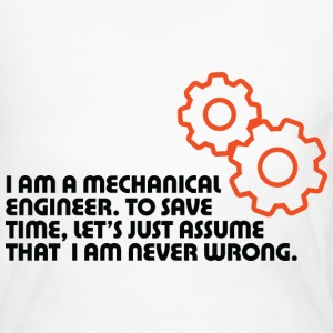 I Am A Mechanical Engineer 5 (dd)++ Long Sleeve Shirts - Women's Long Sleeve Jersey T-Shirt