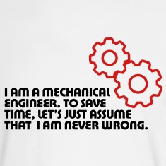 I Am A Mechanical Engineer 5 (2c)++ Long Sleeve Shirts