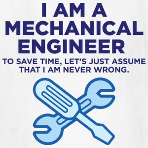 I Am A Mechanical Engineer 3 (dd)++ T-shirts Enfants - T-shirt classique pour enfants