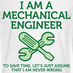 I Am A Mechanical Engineer 2 (dd)++ Long Sleeve Shirts