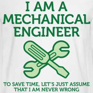 I Am A Mechanical Engineer 2 (dd)++ Long Sleeve Shirts - Men's Long Sleeve T-Shirt