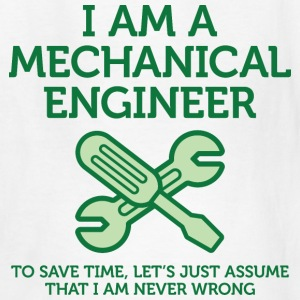 I Am A Mechanical Engineer 2 (dd)++ Kids' Shirts - Kids' T-Shirt